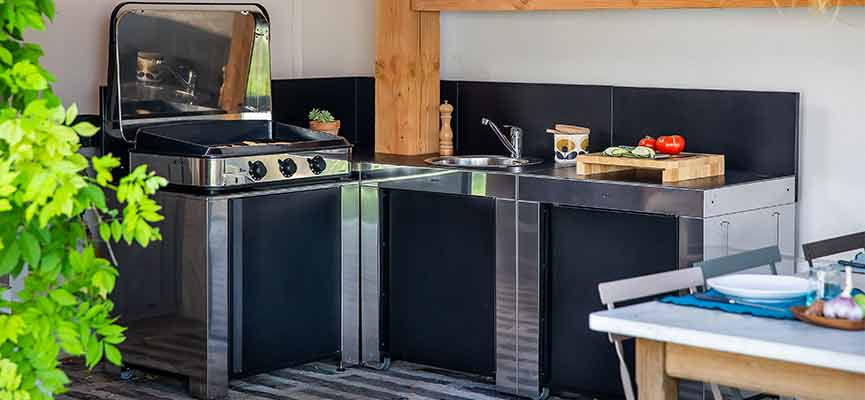 module cuisine extérieure Eno