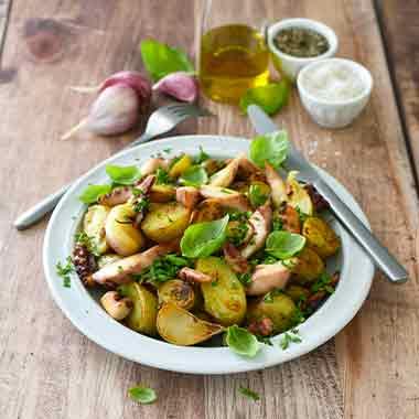 Pommes-de-terre-et-poulpe-grille-plancha-eno