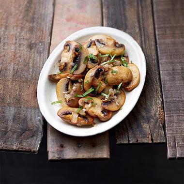 champignons-a-la-coriandre-plancha-eno