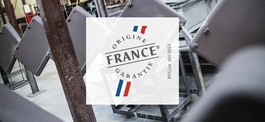 fabrication française plancha ENO